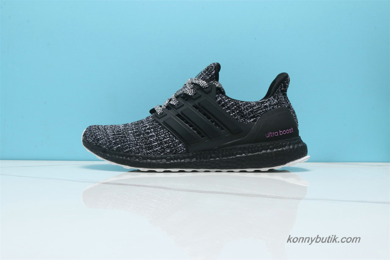 2019 Adidas Ultra Boost 4.0 Herre Sko Sort / Grå