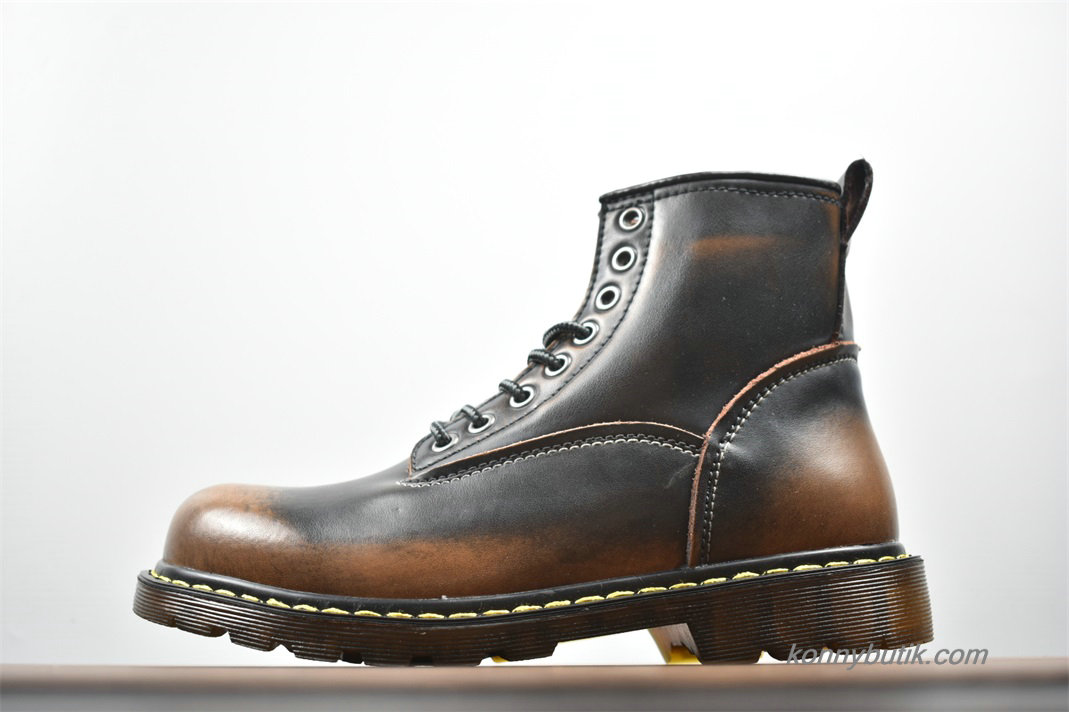2019 Caterpillar High Top Vandtæt Herre Støvler Brun / Sort