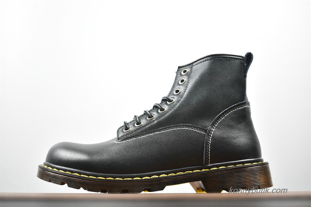 2019 Caterpillar High Top Vandtæt Herre Støvler Sort