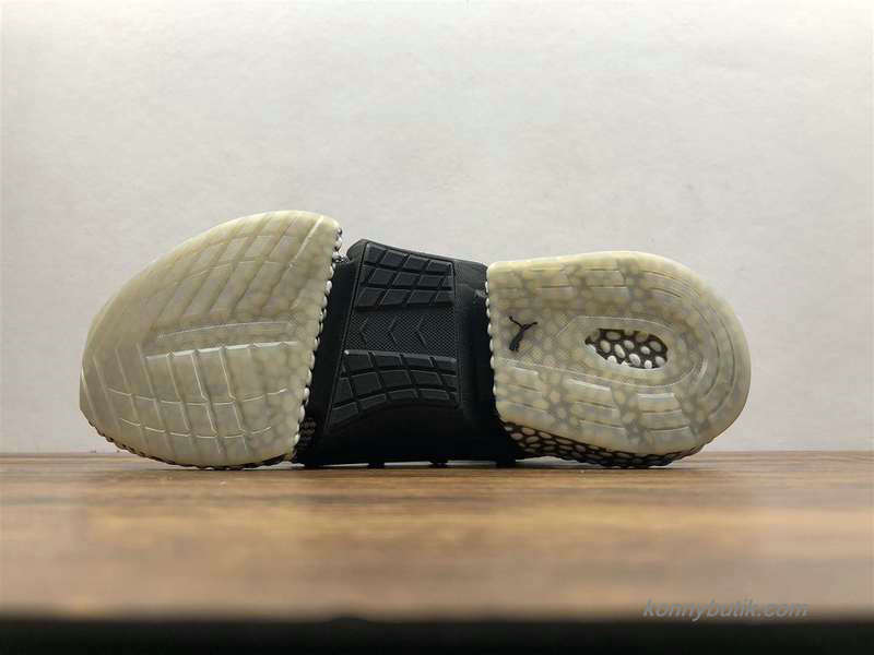 2019 Puma Hybrid Rocket Unisex Sko Off-White / Sort (191592-02)