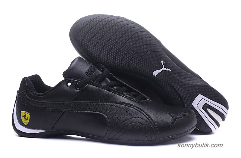 Puma Future Cat SF Læder Unisex Sko Sort