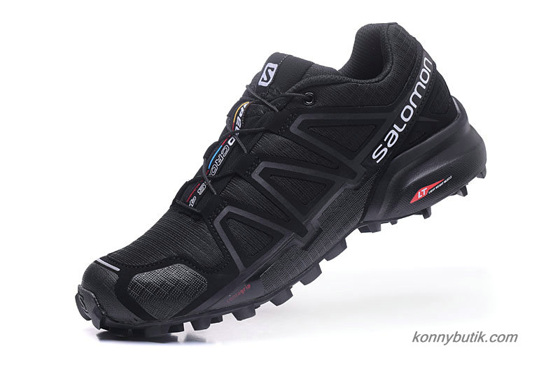 2019 Salomon Speedcross 4 Herre Sko Sort