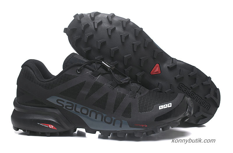 2019 Salomon Speedcross PRO 2 Herre Sko Sort / Grå