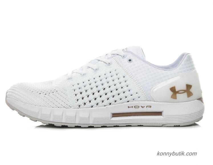 2019 Under Armour HOVR Sonic Connected Herre Sko Sort / Guld