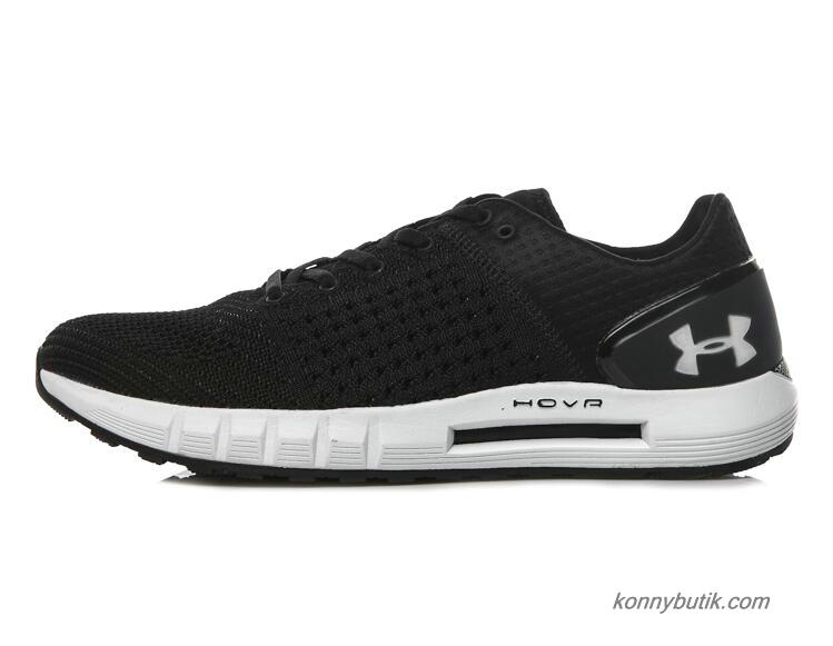 2019 Under Armour HOVR Sonic Connected Herre Sko Sort / Hvid