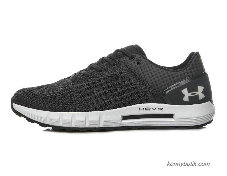 2019 Under Armour HOVR Sonic Connected Herre Sko Hvid / Sort