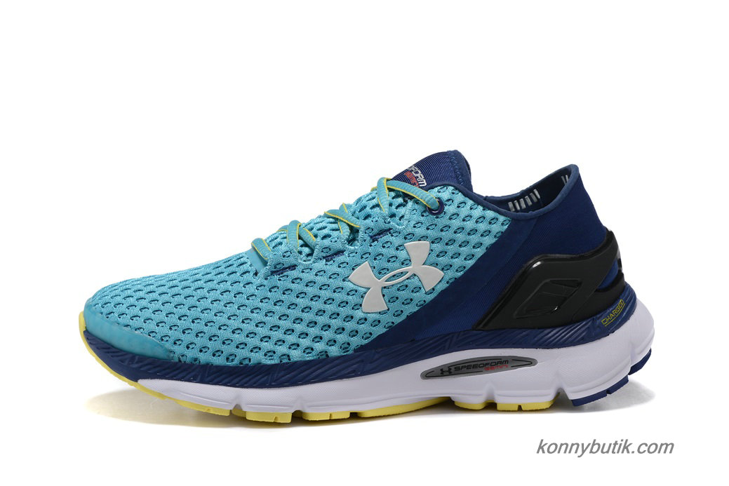 2019 Under Armour SpeedForm Gemini Herre Sko Lyseblå / Navy