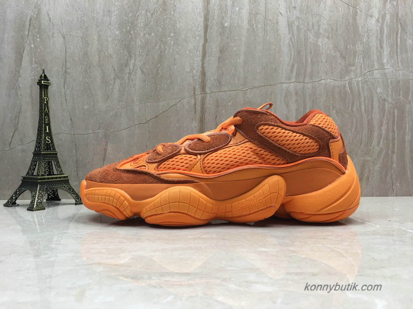 Adidas Yeezy Desert Rat 500 Blush Unisex Sko Orange (F36648)