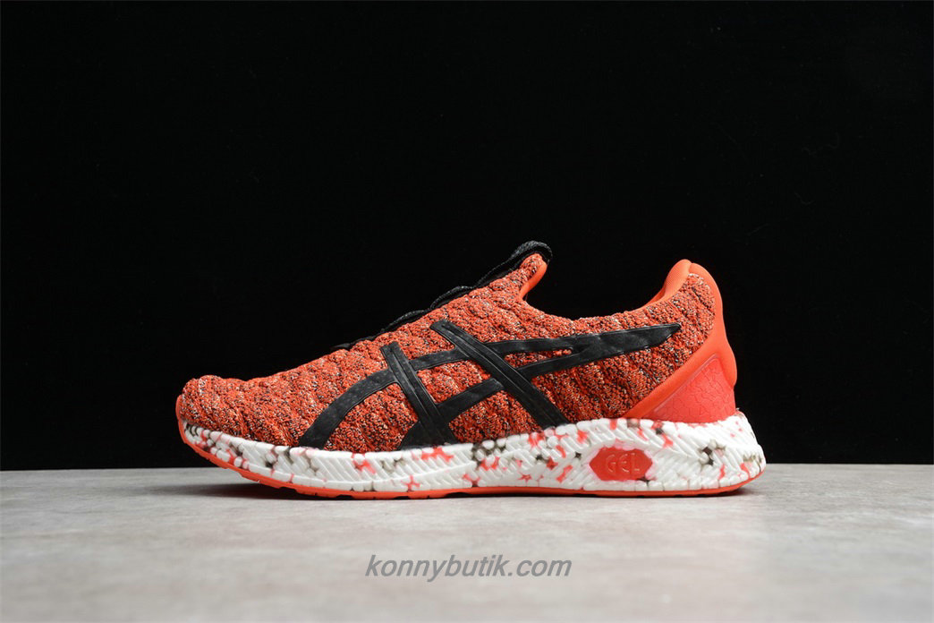 Asics HyperGEL-Kenzen Herre Sko Orange / Sort