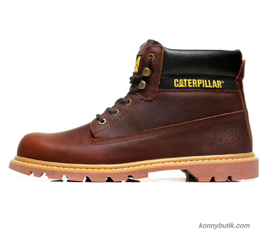 2019 Caterpillar Colorado Waterpoof Herre Støvler Maroon