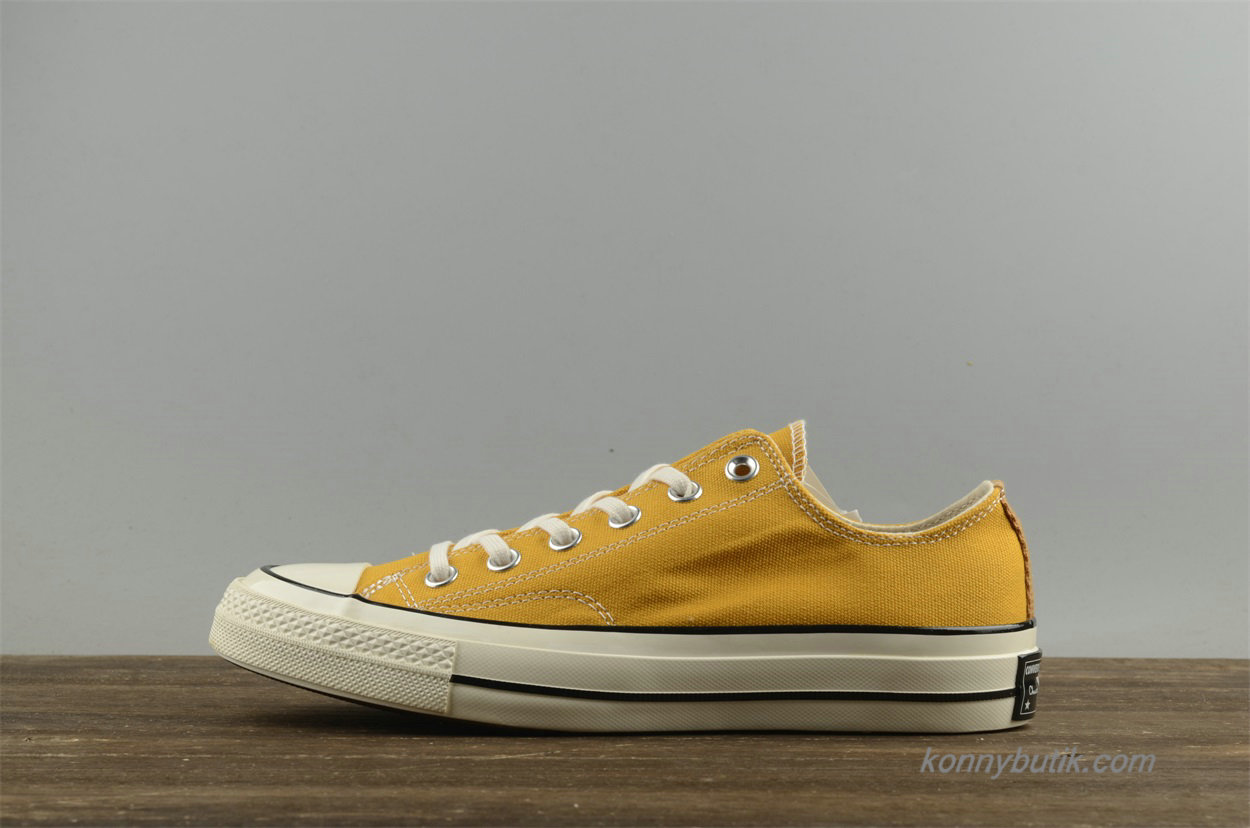 Converse Chuck Taylor All Star 1970s Low Unisex Sko Gul (151229C)