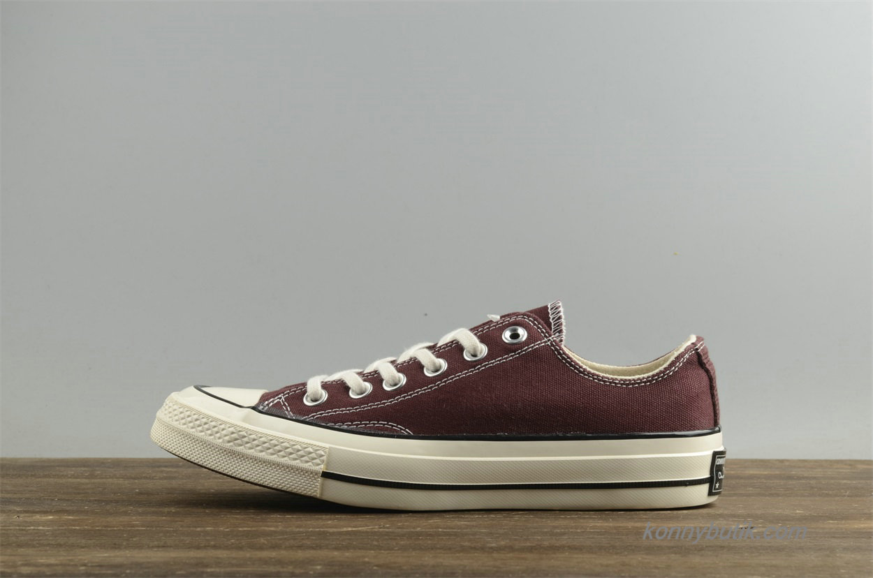 Converse Chuck Taylor All Star 1970s Low Unisex Sko Bordeaux (152513C)