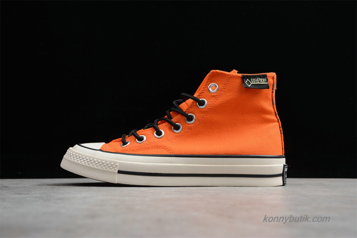 Converse Chuck Taylor All Star 70 HI GORE-TEX Unisex Sko Orange (162351C)