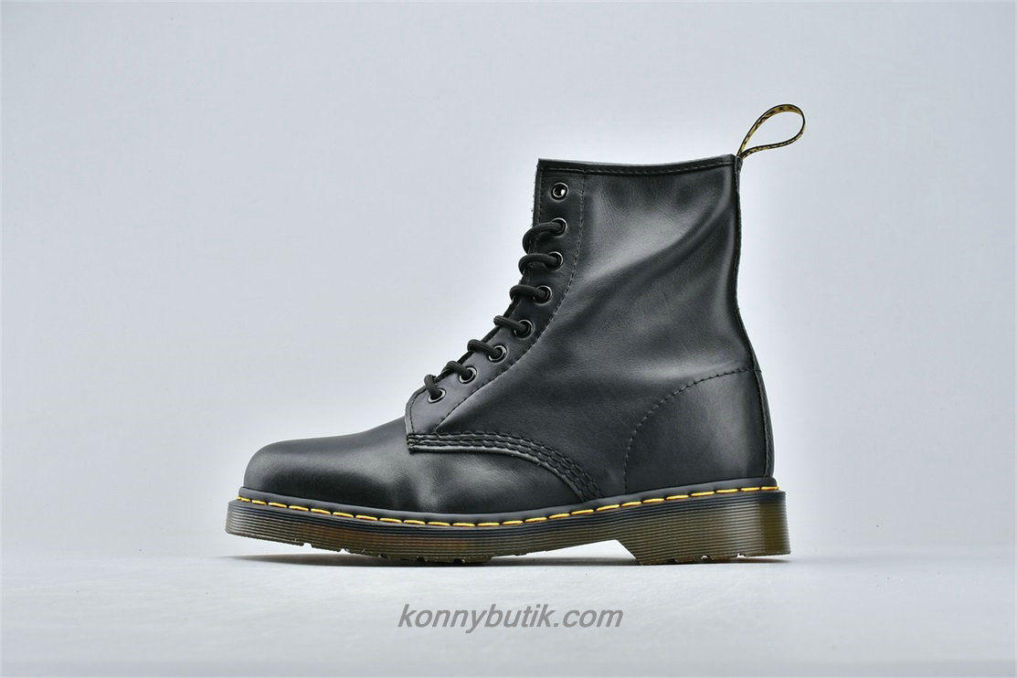 Dr. Martens 1460 8-Eye Unisex Sko Sort (11822002)