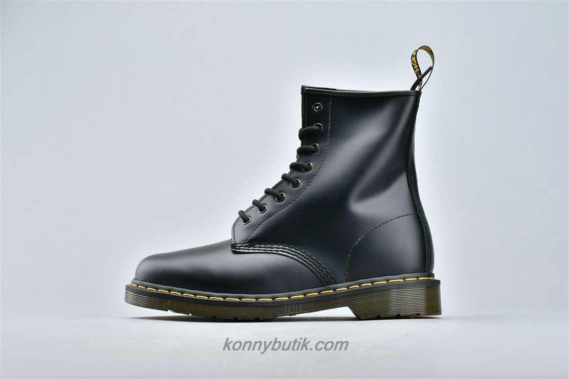 Dr. Martens 1460 8-Eye Unisex Sko Sort (11822006)