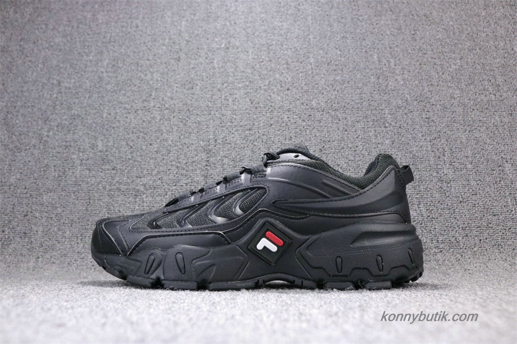 2019 Fila FHT RJ Mind One Unisex Sko Sort