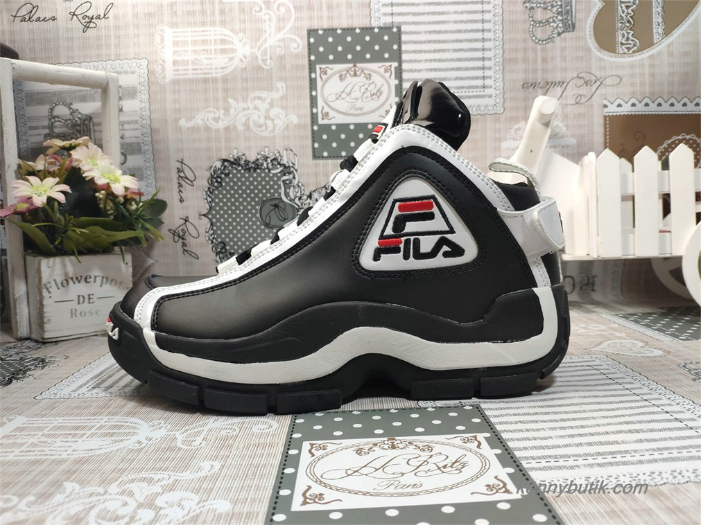 2019 Fila 96 X Snipes High Top Herre Sko Sort / Hvid
