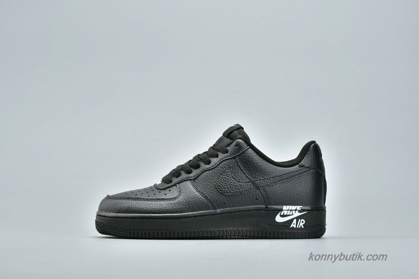 Nike Air Force 1 Low 07 Sport Herre Sko Sort (AJ7280-002)