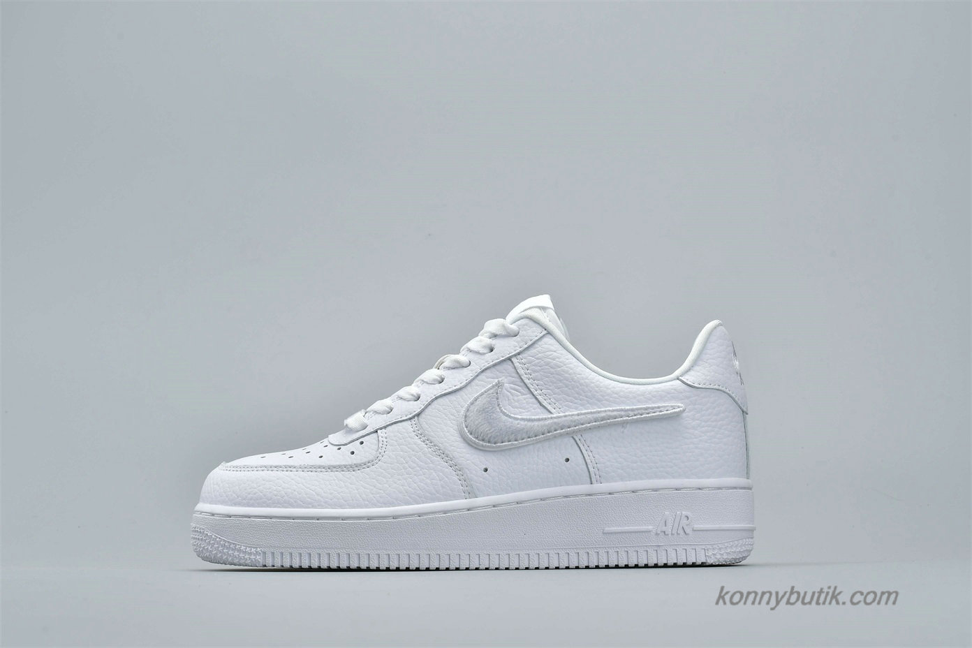 Nike Air Force 1 Low Dame Sko Hvid (AQ3621-111)