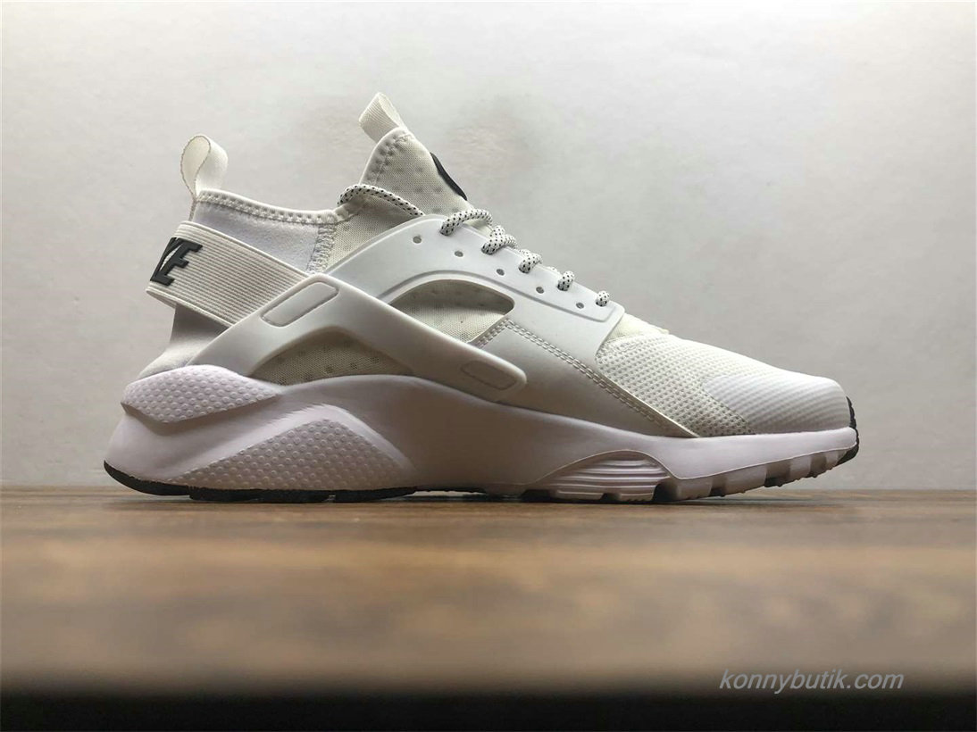 Nike Air Huarache Run Ultra Unisex Sko Off-White / Hvid (753496-371)