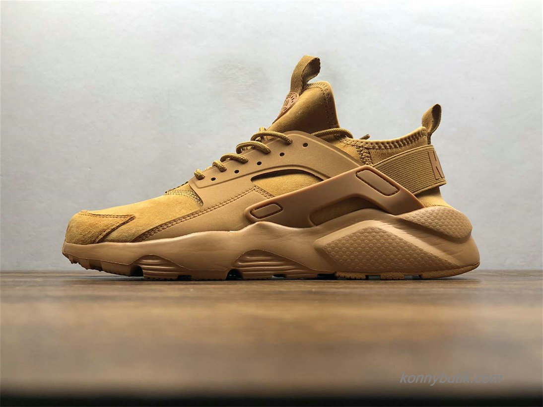 Nike Air Huarache Run Ultra Unisex Sko Brun (829669-335)