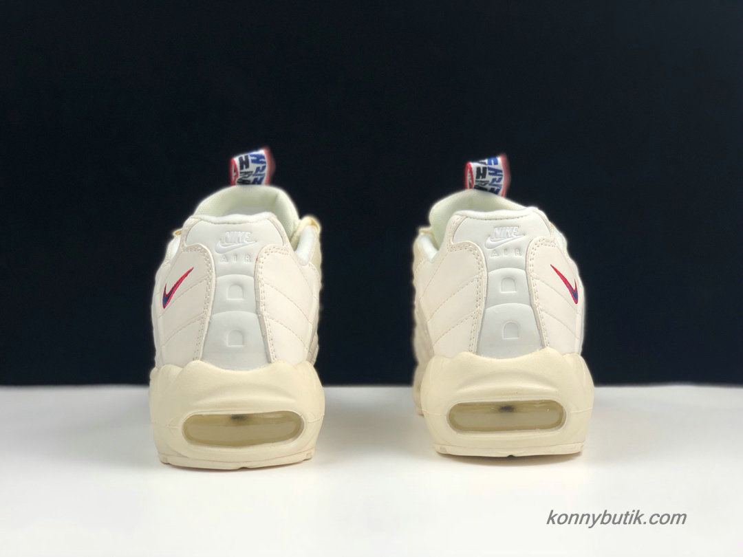 Nike Air Max 95 TT PRM Unisex Sko Off-White (AJ1844-101)