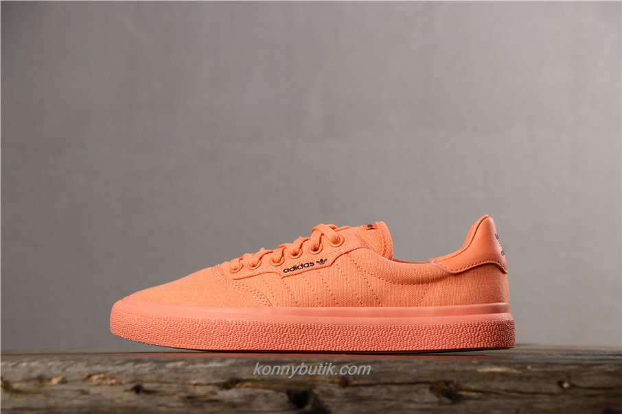 Adidas 3MC x Truth Never Told Canvas Unisex Orange Sko (DB3108)