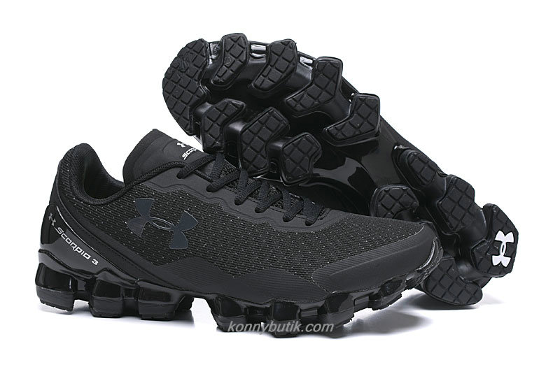 Under Armour Scorpio 3 Herre Sort Sko