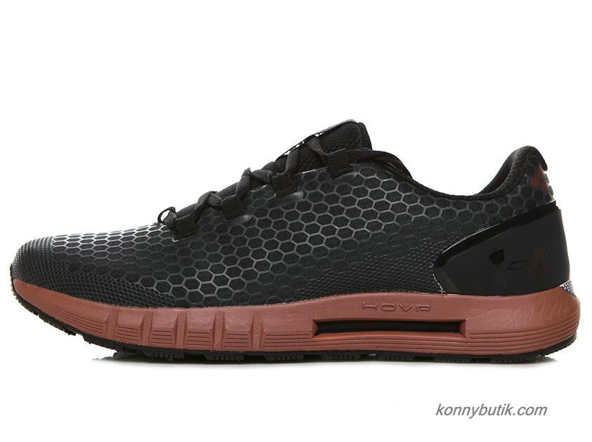 Under Armour HOVR CGR Connected Herre Sko Sort / Brun