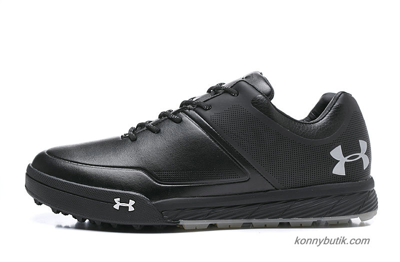Under Armour Tempo Hybrid 2 Læder Herre Sko Sort